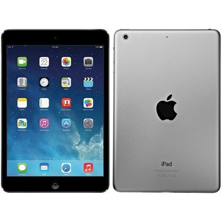 Apple iPad Air 1. Gen WiFi Model A1474 32GB silber  iOS 12.0 9,7''